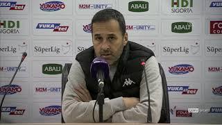 Mustafa Dalcı, galibiyeti kime hediye etti? | Denizlispor - Ankaragücü : 1-2
