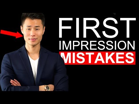5 Bad Mistakes That Ruin Your First Impression INSTANTLY