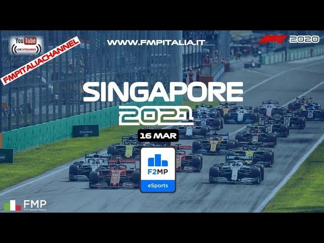 F2MP - #16 SINGAPORE | FMP ITALIA