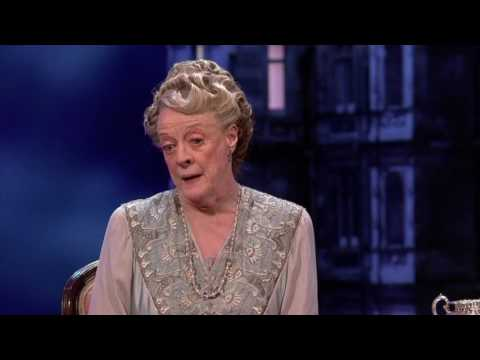 BAFTA Celebrates Downton Abbey- Dame Maggie Smith & Hugh Bonneville