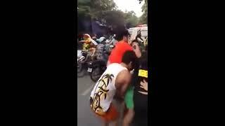 Một Nhóm thanh niên đánh nhau với lực lượng 141