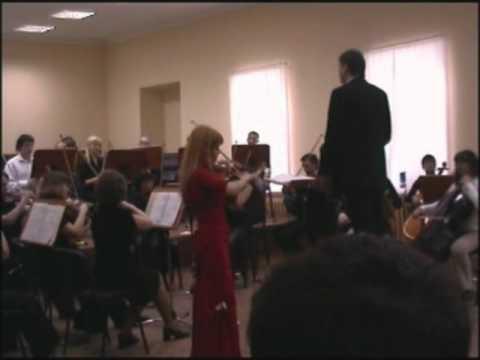 Prokofiev - Violin Concerto No 1 Scherzo