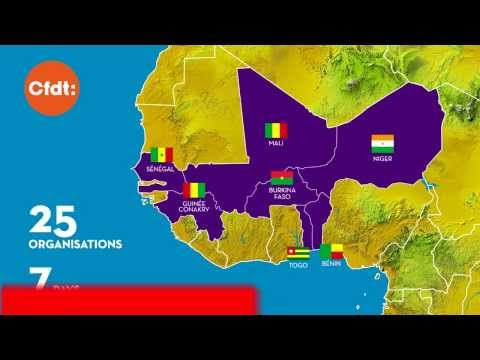 Syndicats - Togo - 100 innovations pour un développement durable pour l'Afrique