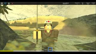 A Day in the Life of a Japanese Soldier (Roblox)