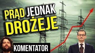 AFERA: Ceny Prądu Jednak Wzrosną - Polacy Dostają Wyższe Rachunki - Analiza Komentator