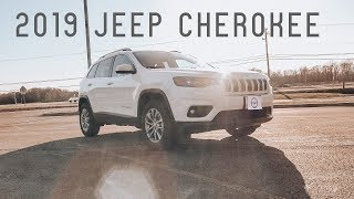 2019 Jeep Cherokee | Full Review & Test Drive