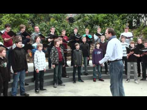 Voice of the Mountain (Estonian National Opera Boys Choir)
