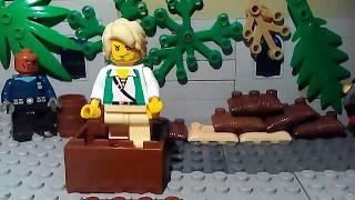 Lego Пародия на клип Олег Винник  - Нино .