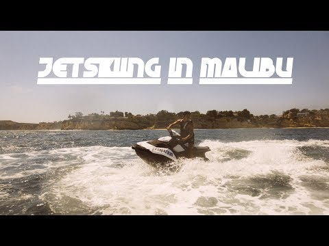 DAY IN THE LIFE: Jet Skiing in Malibu