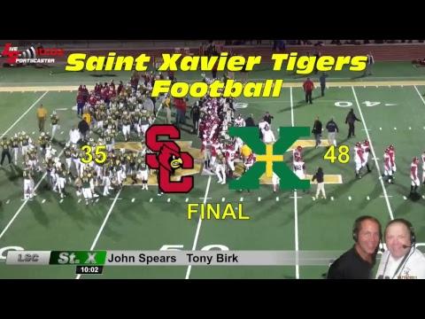 Saint Xavier vs. Scott County | KHSAA High School Football Playoffs