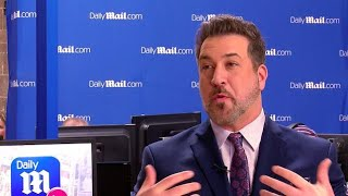 *NSYNC alum Joey Fatone talks about 'Common Knowledge'