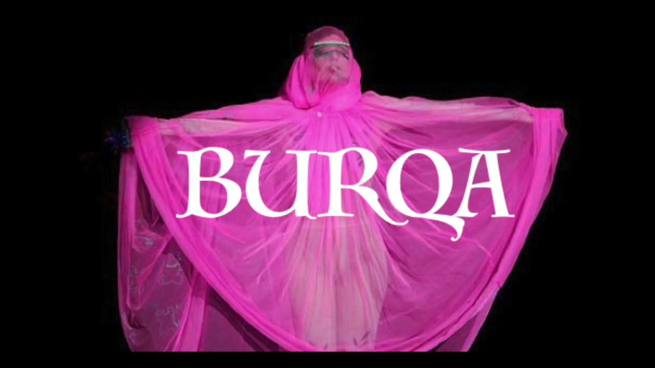 burqa lady gaga demo