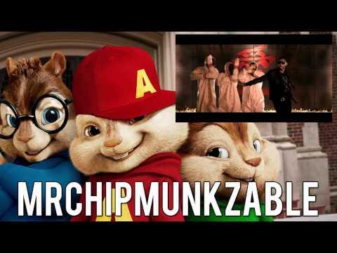 Somebody to love - Chipmunks Cover - Justin Bieber ft. Usher