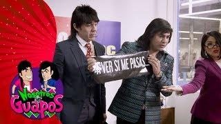 Nosotros los guapos: ¡Enchular autos no es lo suyo! | C16 - Temporada 4 | Distrito Comedia
