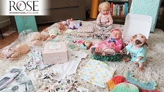 Rose Doll Show 2019 Haul   What Did I Buy at the Reborn Doll Expo?