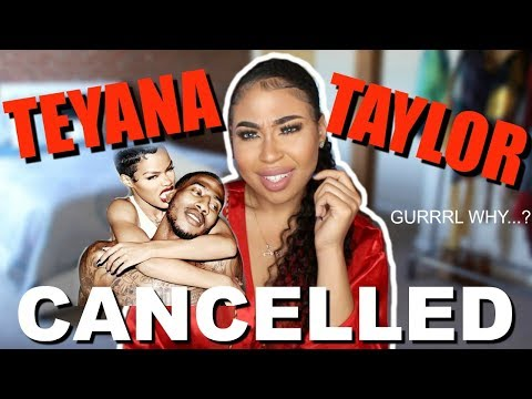 TEYANA TAYLOR ALLOWS THREESOMES? THE NEW NORM WHEN MARRIED? - 동영상