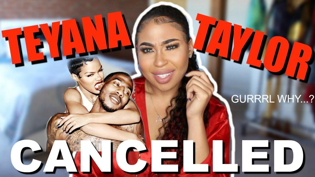 Teyana taylor exposed nude