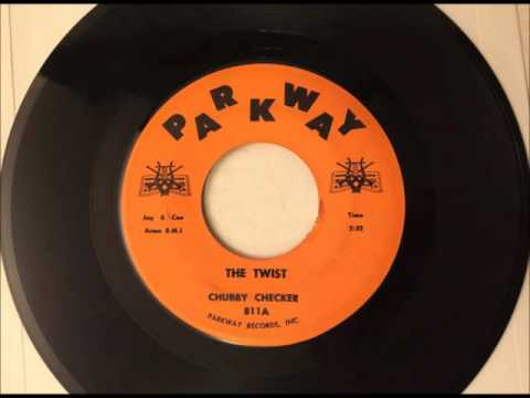 The Twist , Chubby Checker , 1960 Vinyl 45RPM
