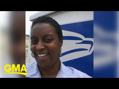 Willie Moore Jr. - WATCH! USPS worker sings amazing  'At Last' to celebrate retirement