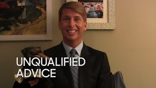 Unqualified Advice: Jack McBrayer and Triumph the Insult Comic Dog