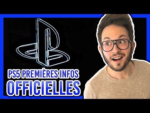 PS5 : Sony dévoile les premières infos officielles ⚡️ (RayTracing, 8K, SSD, rétrocompatibilité...)