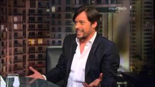 Polémica entrevista de Jaime Bayly al actor venezolano Luis Fernandez.