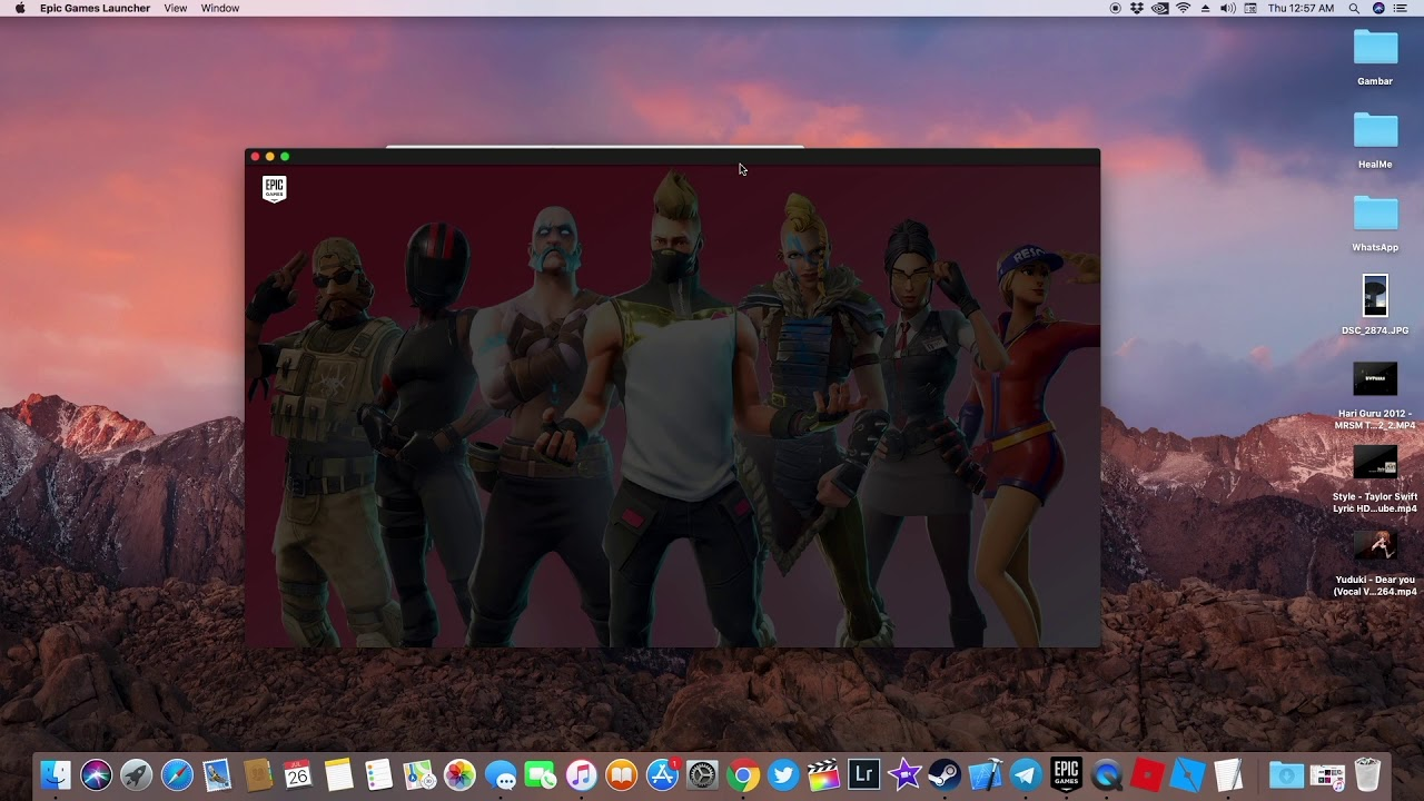 how to copy fortnite to other folder pc mac - fortnite file location
