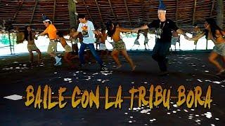 Bailo con La Tribu Bora Erik con K