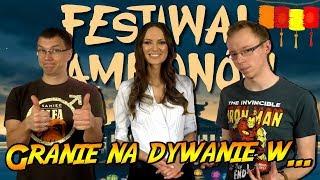Festiwal Lampionów, czyli granie na dywanie!