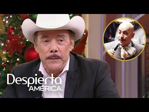 Don Pedro Rivera da una noticia acerca de su hijo Lupillo