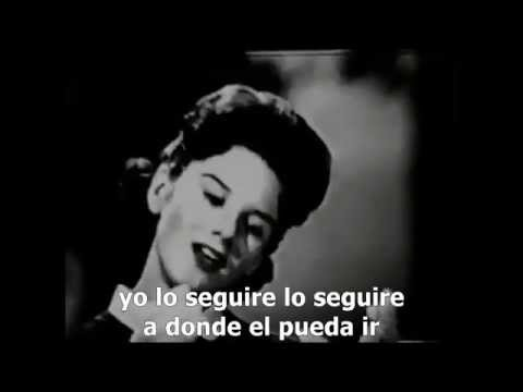 Peggy March   I Will Follow Him Subtitulado