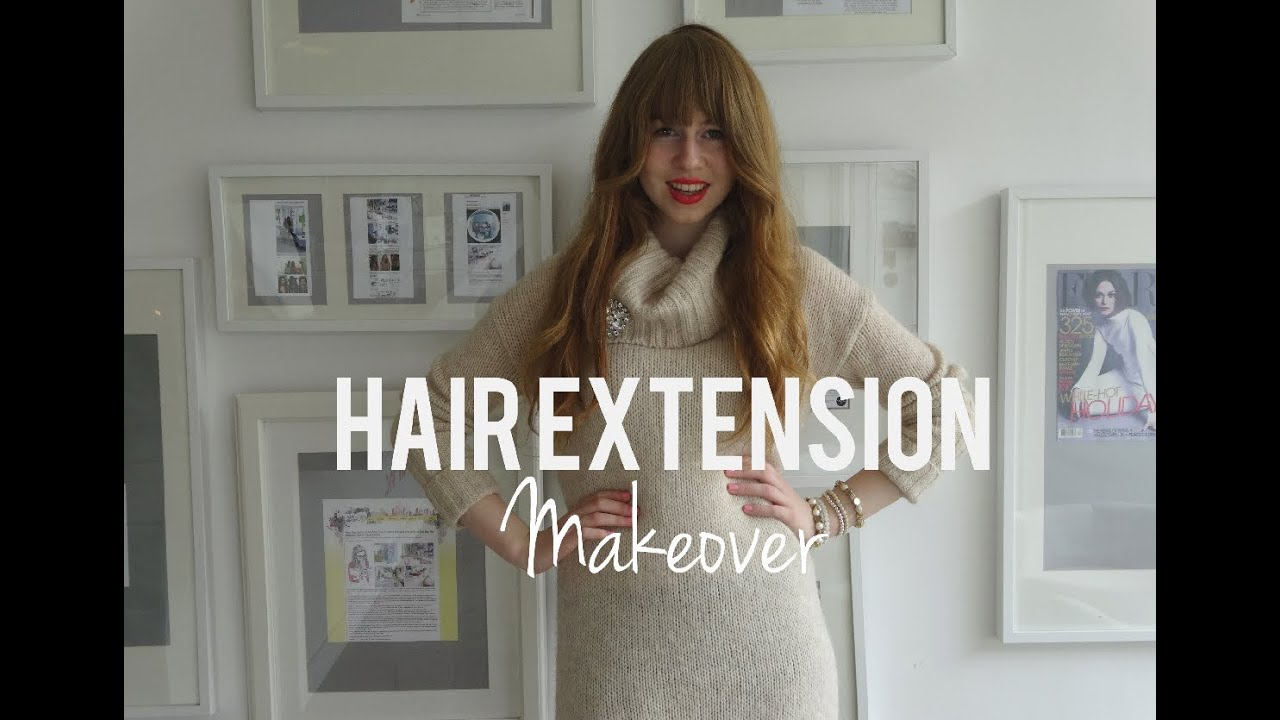 Doll Bar Inc Hair Extension Makeover Youtube