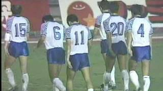 Nippon challenged Olympic'88 soccer