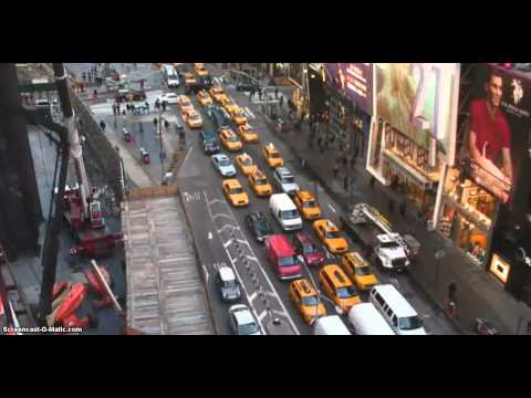 Webcam, Live from Times Square, NYC