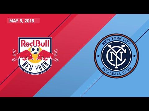 HIGHLIGHTS | NYCFC vs. Red Bulls | 05.05.18