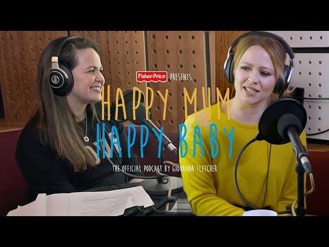 Kimberley Walsh  HAPPY MUM, HAPPY BABY: THE PODCAST  AD