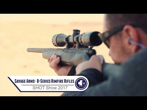 Savage Arms - Mark II B Series - SHOT Show 2017
