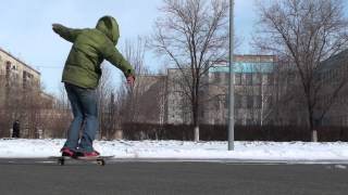 The Last Snowskate Video