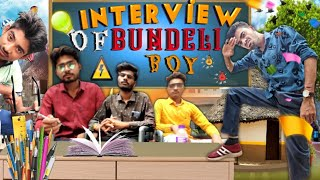 bundeli interview - Ashish upadhyay