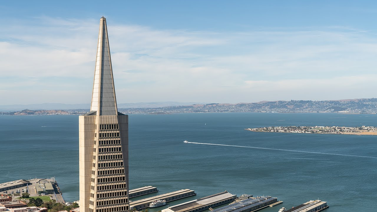 Download The Battle to Build the Transamerica Pyramid