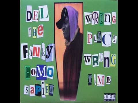 Del The Funky Homosapien - Wrong Place (Casual Remix)
