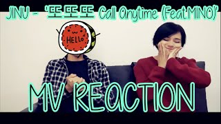 Gambar cover [ENG]  • MV REACTION • JINU - '또또또 Call Anytime (Feat.MINO)' by Hassibei & Xander - EL REGRESO