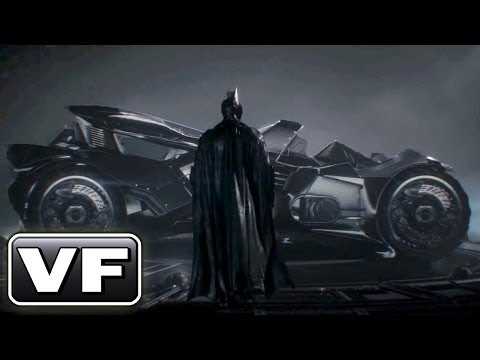 BATMAN Arkham Knight Trailer VF (2014)