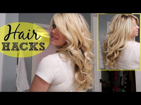HAIR HACK + Big Baby Purchase!