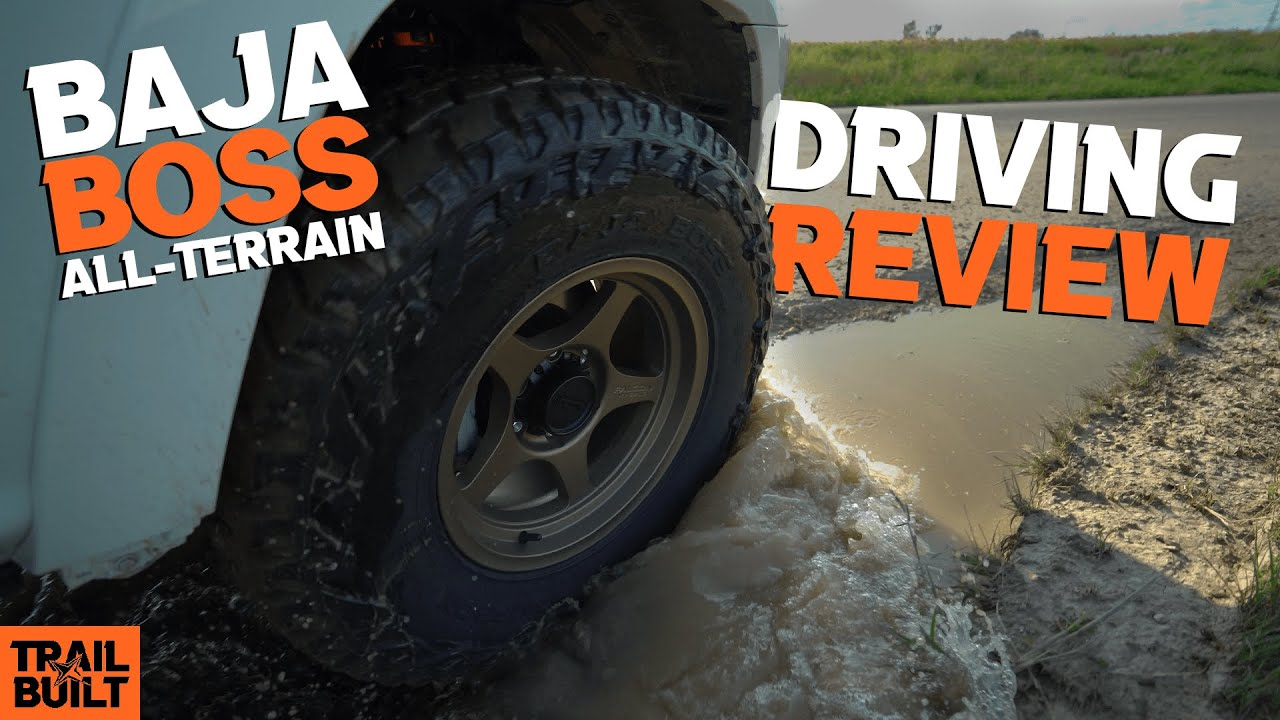 Mickey Thompson Baja Boss A/T Driving Review
