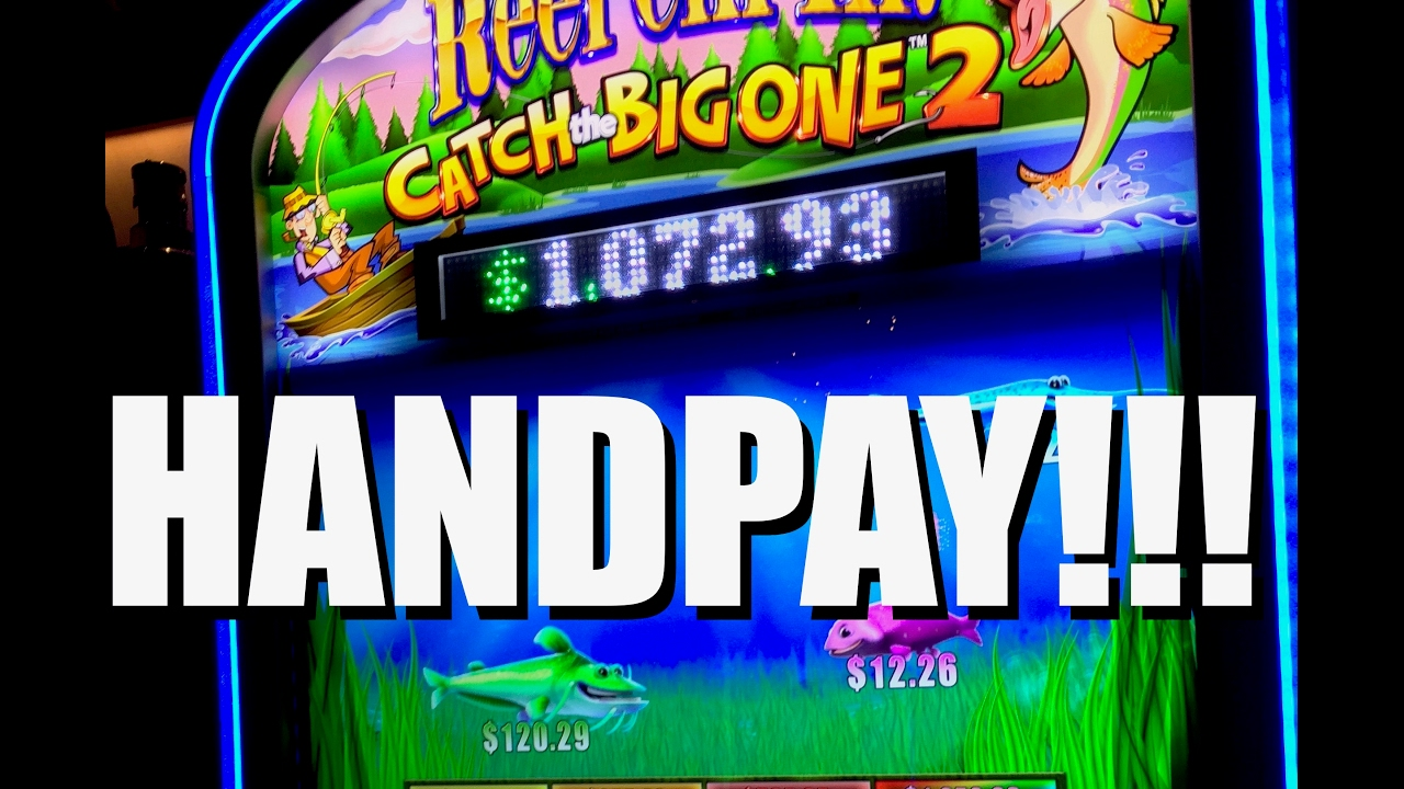Reel Em In Catch The Big One Slot Machine Online