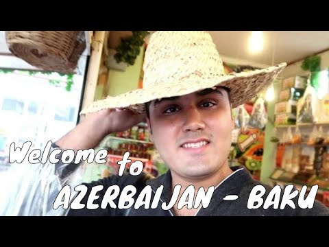 TRAVEL GUIDE To BAKU, Azerbaijan: Sim | Local Currency | Taxi | Public Transport | Hotel | VLOG |