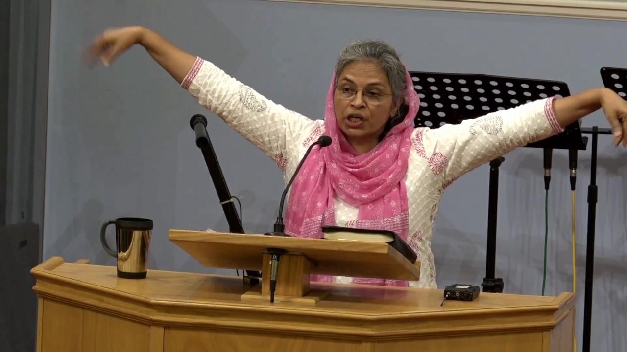 Testimony - Sis.Viji Cherian [Malayalam Christian Testimony]
