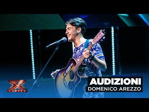 Domenico Arezzo, il Prince di #XF11 | Audizioni 2