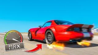 NO BRAKES Challenge In GTA 5! (GTA V Funny Moments)